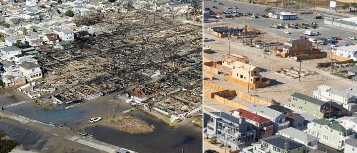 Hurrican Rebuilding Community